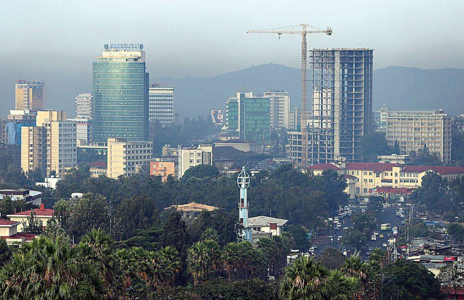 Ethio Telecom   World Finance 2016